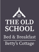 The Old School Bed & Breakfast and Betty's Cottage